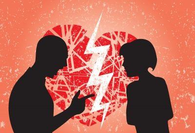 ungesunde Beziehungen