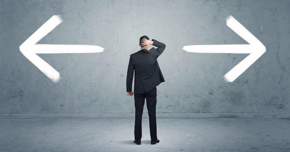 5 Tipps, um eine bessere Entscheidung zu treffen