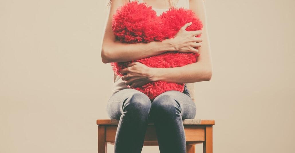 Liebeskummer überwinden