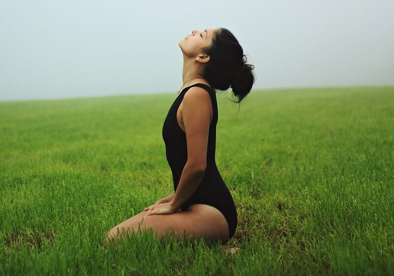 Meditation gegen Leere im Inneren
