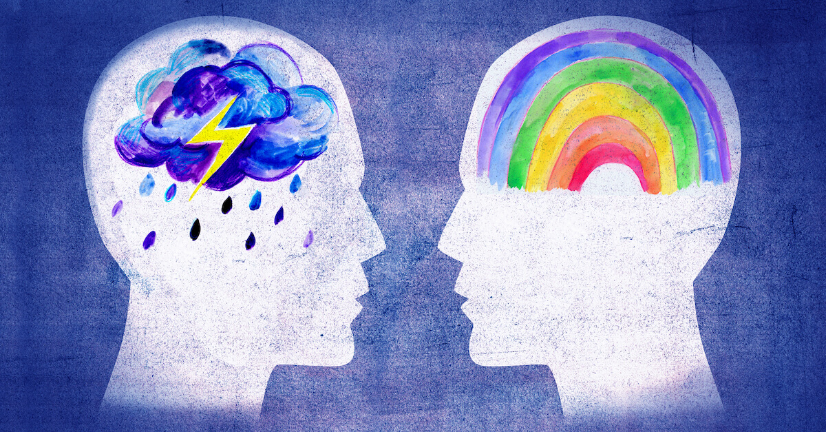 5 Tipps gegen negatives Denken